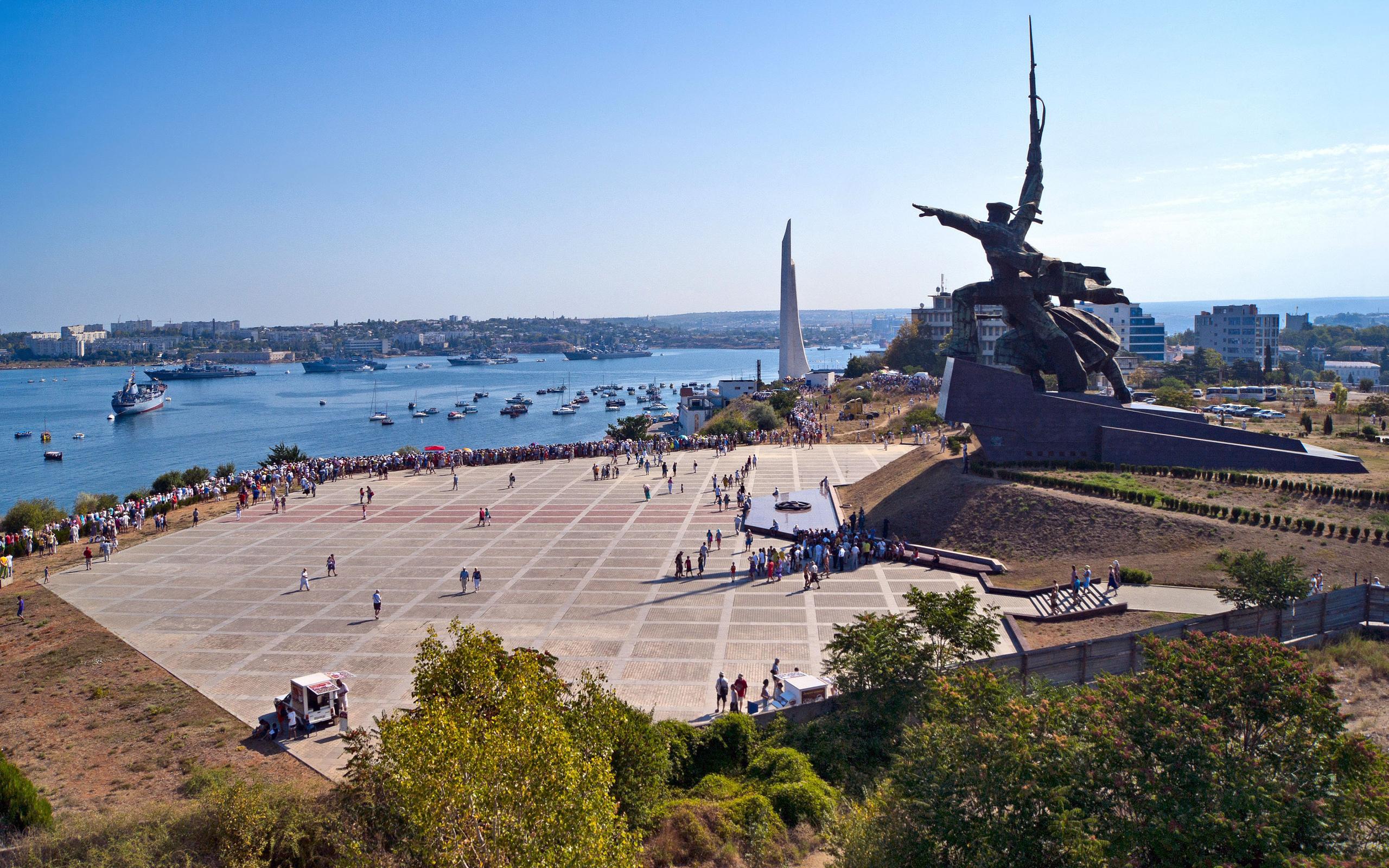 Веб камеры Севастополя смотреть онлайн