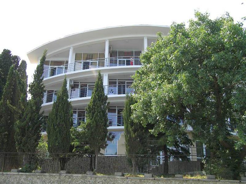 База отдыха Отрада в Алуште