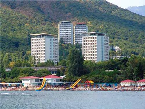 Санаторий под названием Крым