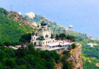 Форосская церковь — жемчужина Крыма