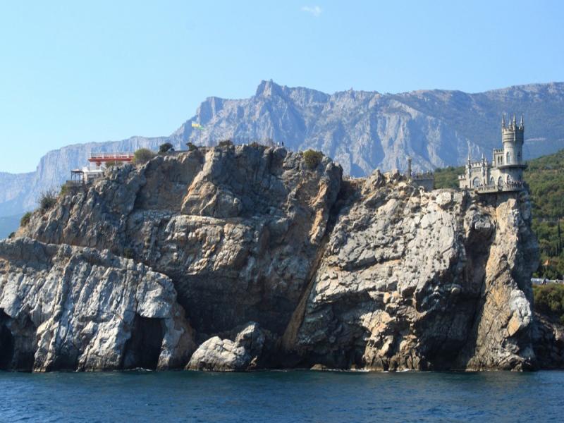 Крым Гаспра отдых отзывы