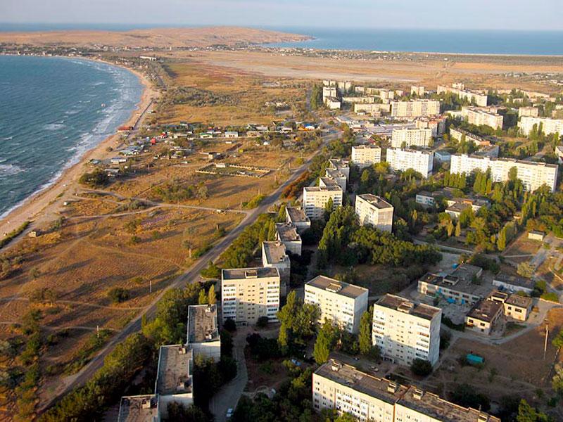 Крым Щёлкино отдых