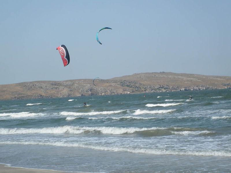 Отдых на Азовском море Щелкино