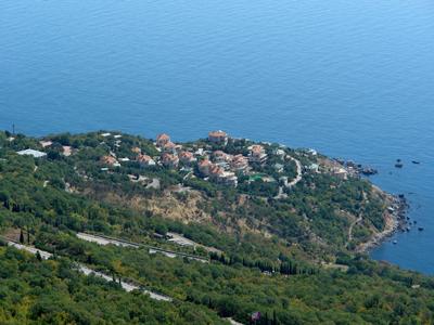 Отдых в Форосе - великолепном курортном поселке на Южном Берегу Крыма