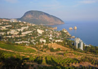 Отдых в Гурзуфе — курортном посёлке на Южном Берегу полуострова Крым