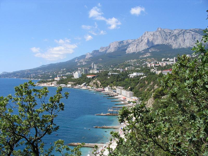 Отдых в Крыму Мисхор отзывы