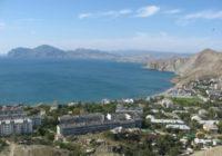 Отдых в Орджоникидзе — курортном поселке неподалеку от Феодосии