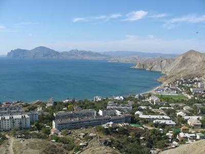 Отдых в Орджоникидзе - курортном поселке неподалеку от Феодосии