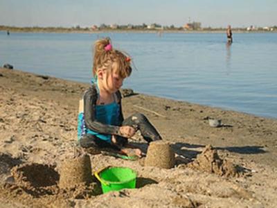 Саки - знаменитый грязевой курорт в Крыму и один из лучших грязевых курортов в СНГ
