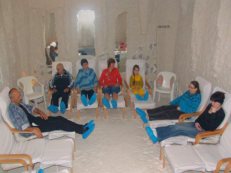 Лечебные процедуры в санатории «Орен-Крым» в Евпатории
