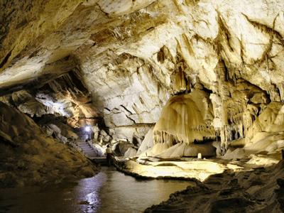 Мраморная пещера - удивительное и загадочное творение природы в Крыму