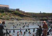 Сакское озеро — лучшие лечебные грязи на территории СНГ