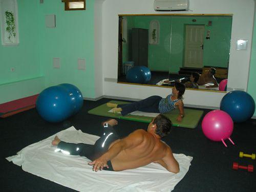 Специальные физические упражнения для лечения суставов