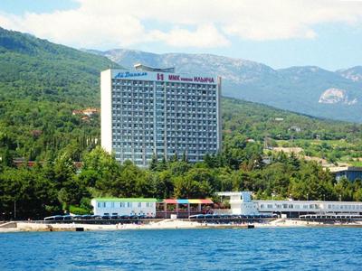 Санаторий «Ай-Даниль» — один из лучших санаториев в Гурзуфе