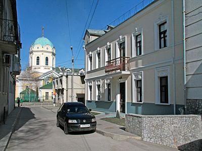Отдых в Симферополе — столице автономной республики Крым